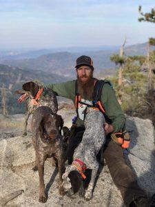 Matt Russell hunting guide