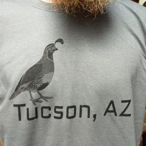 AZ Short Sleeve Shirts Tucson Gambel's